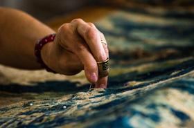 Restauration conservation de tapisseries