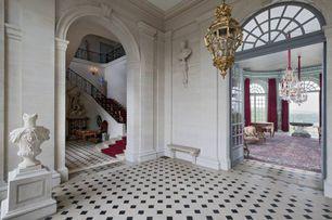 Grand salon au rez-de-chaussée du château de Champs-sur-Marne