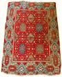 Conservation d'un tapis damascène du XVIe siècle (Musée Jacquemart André)